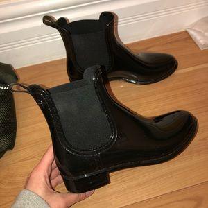 Chelsea Rain Boots - Brand New